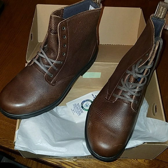 546489506f622 Blundstone Shoes | New Eco Lined Laceup Boot | Poshmark